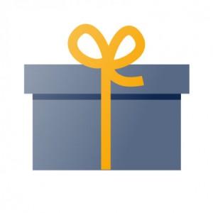 Grafik Geschenkspende